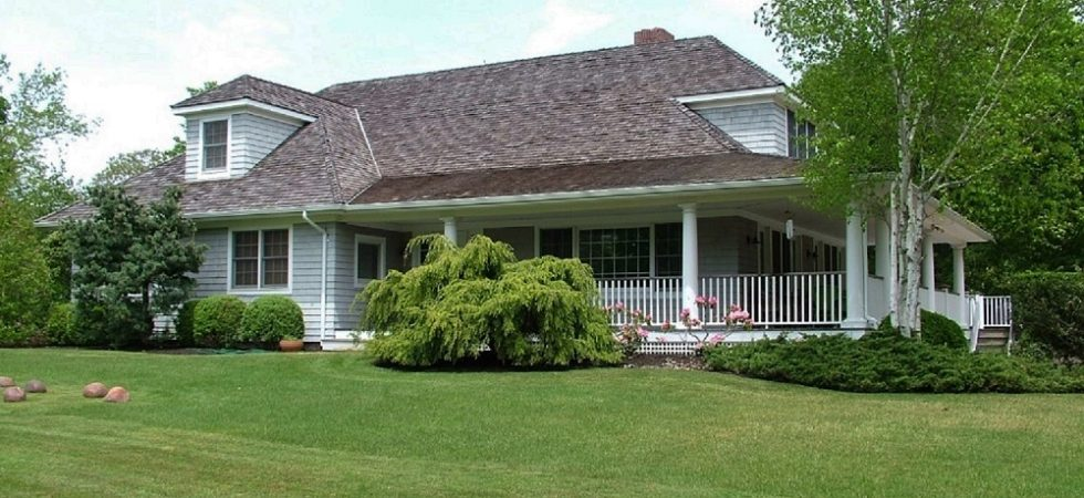 Classic Shingled Cottage