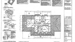 Lot 1 Elm Street Building Plans page 4